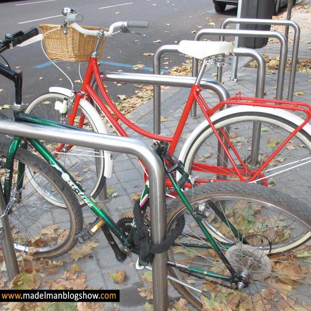 Restauración de una bicicleta BH Bolero