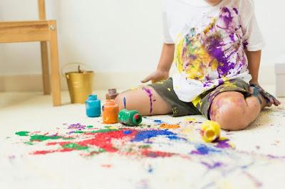 Cara Untuk Membersihkan Noda Membandel Pada Kaos