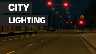 ets2 mods, recommendedmodsets2, ets2 realistic mods, sisl's mods, ets2 real lights, euro truck simulator 2 mods, ets 2 city lighting v1.32 screenshots
