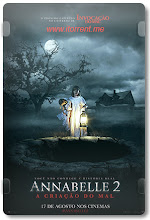 Torrent – Annabelle 2: A Criação do Mal – BluRay Rip | 720p | 1080p | Dublado | Dual Áudio 5.1 | Legendado (2017)