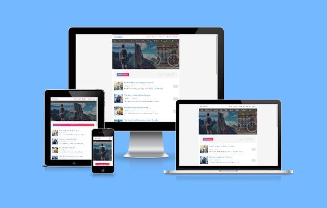 Nextbite Responsive Blogger Template
