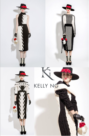 Kelly NG Wool Knitwear