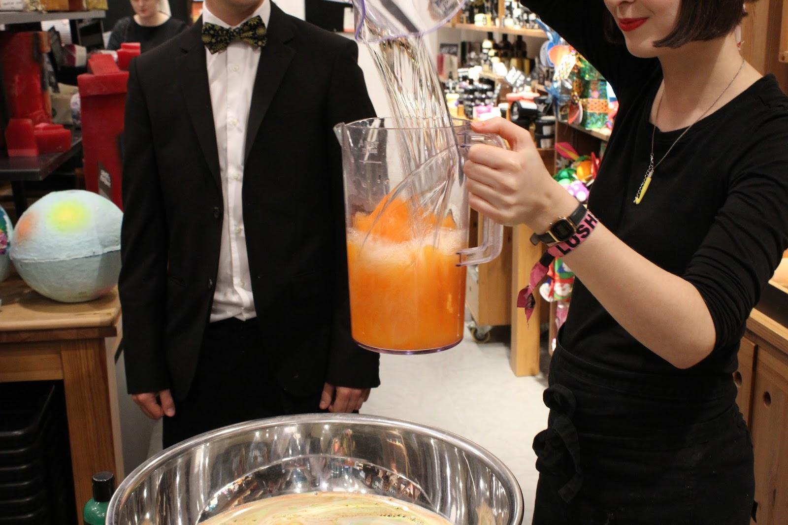 Lush-Sparkly-Pumpkin
