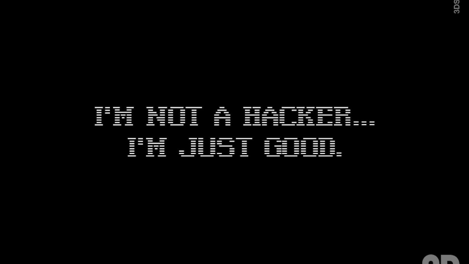 I am not Hacker | Taleh Wallpaper HD