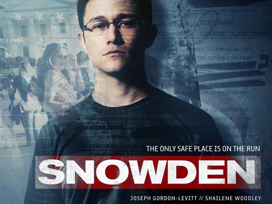 Espionaje y paranoia en el primer tráiler de 'Snowden'