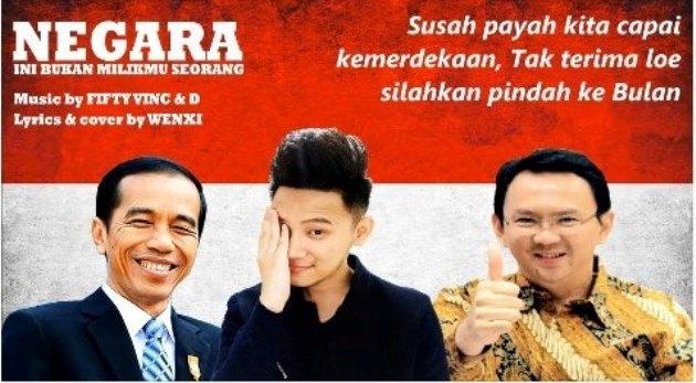 """VIDEO: Dari Anak Medan Untuk Indonesia """"Negara Ini Bukan Milikmu Seorang"""""""