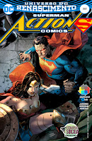 DC Renascimento: Action Comics #960