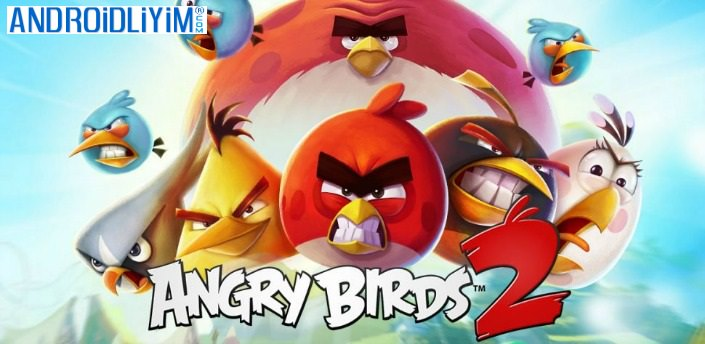 Angry Birds 2 Android Hile MOD APK - androidliyim