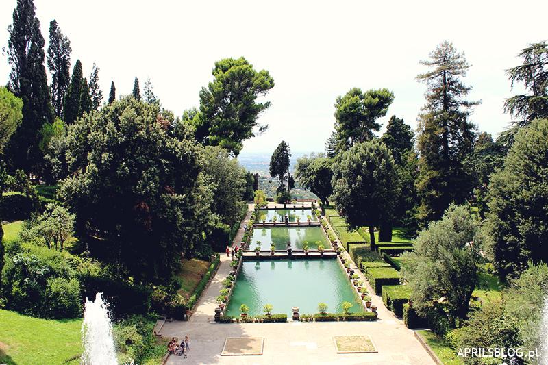 fontanny villa d'este tivoli
