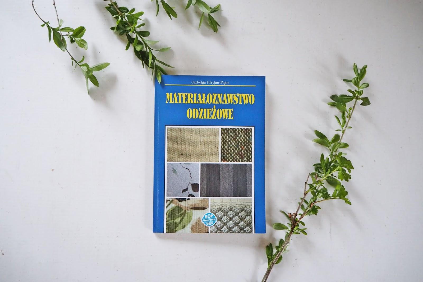 technologia odzieży podręcznik
