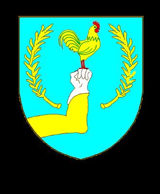 Le coq et le fauconnier Colnet