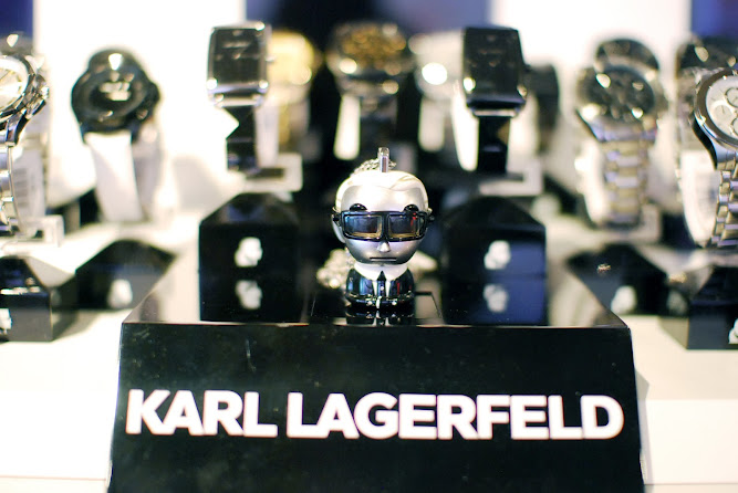 Karl Lagerfeld tokidoki Watches 2013