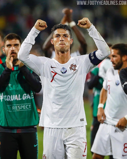 Portugal Debut New Uefa Nations League Winners Badge Footy Headlines