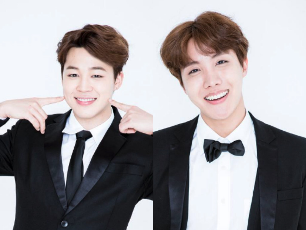 Jimin e J-Hope do BTS em novo programa de variedades! - Kopinie