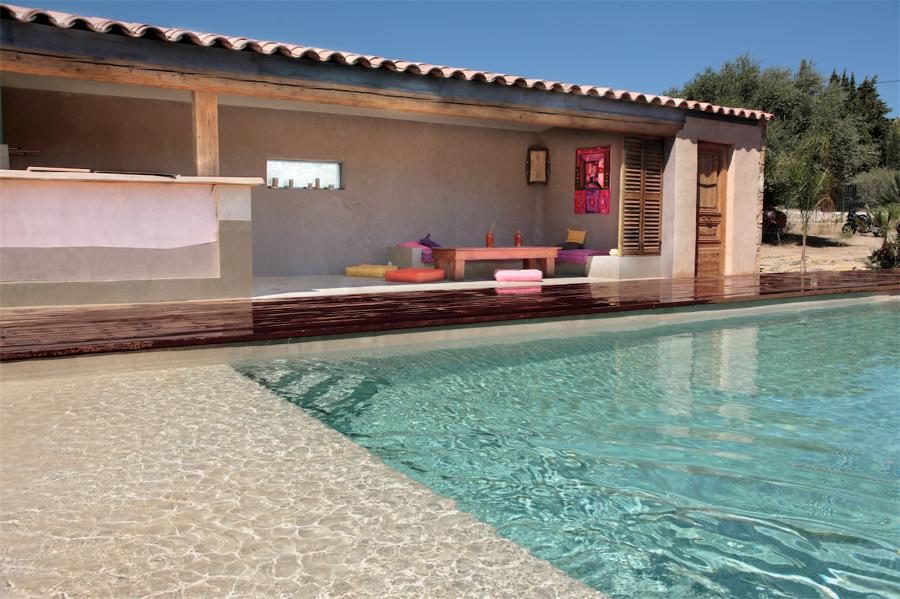 Marzua piscinas de microcemento pulido for Precio de piscinas de cemento