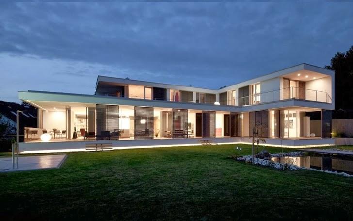 modern haus sk in austria architecture architecture design. Black Bedroom Furniture Sets. Home Design Ideas