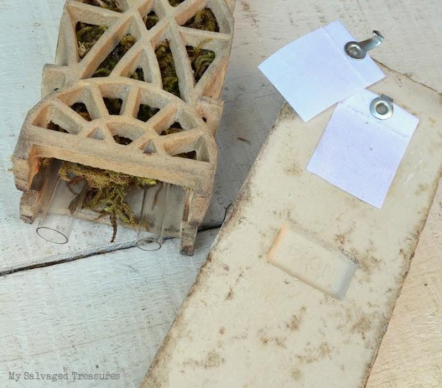tutorial how to repurpose ceramic heater bricks