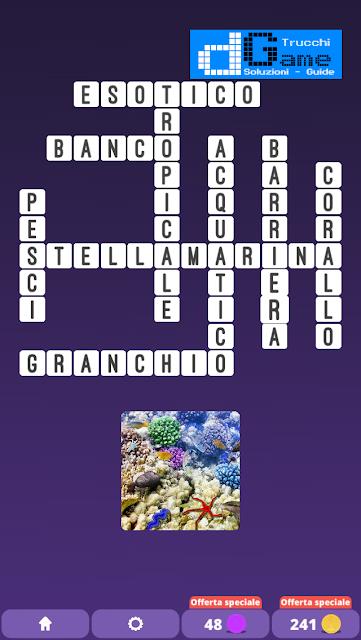 Soluzioni One Clue Crossword livello 18 schemi 12 (Cruciverba illustrato)  | Parole e foto