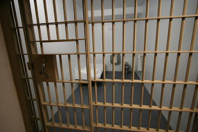 Holding cell adjacent to Florida's death chamber