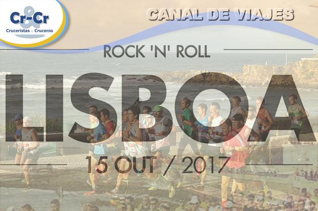 LISBOA SE PREPARA PARA DAR EL PISTOLETAZO DE SALIDA AL ROCK'N'ROLL MARATÓN