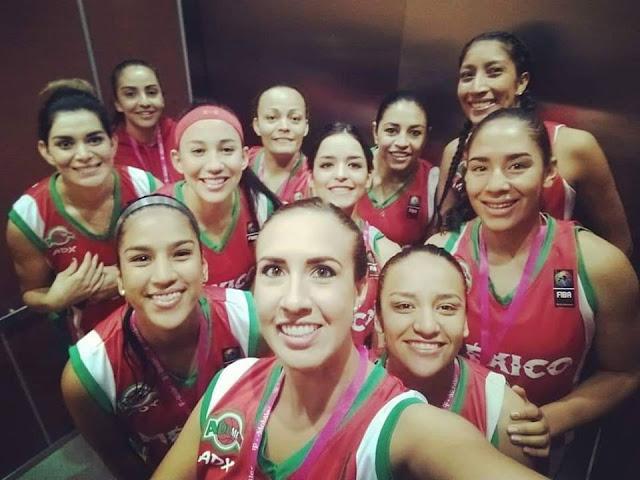 #FIBA #MÉXICO }#SELECCIONFEMENINA #MISELECCION