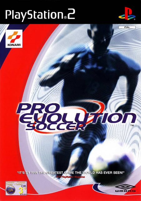 Pro Evolution Soccer ps2 iso rom download