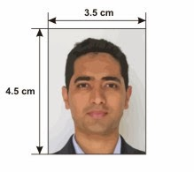 What Is Passport Photo Size Institute Of Advanced Computing