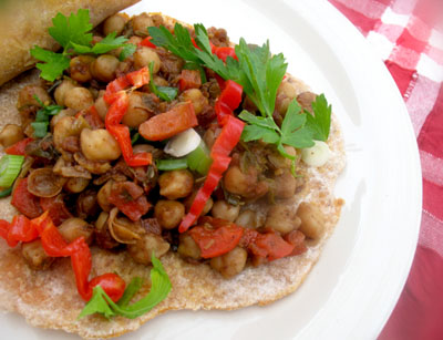 Jerk chickpeas lisas kitchen vegetarian recipes cooking hints growing up i never did much care for chicken even before i became a vegetarian and my parents generally did not prepare ethnic dishes so i never did try forumfinder Choice Image