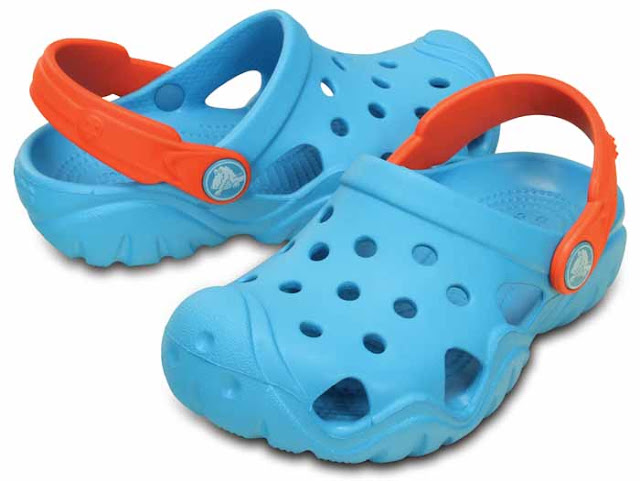 Drench your feet in Crocs this Holi - Splash it all!!