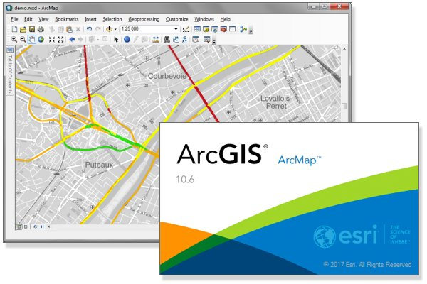 ArcGIS 10.6 Desktop full crack download
