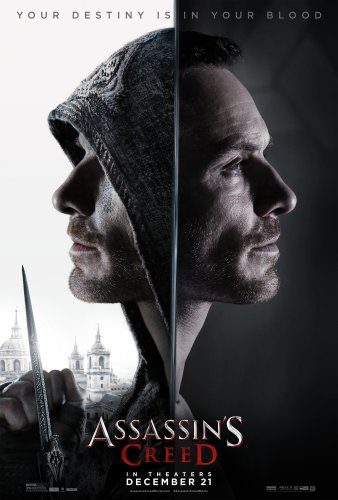 Assassin's Creed (DVDRip Dual Latino / Ingles) (2016)