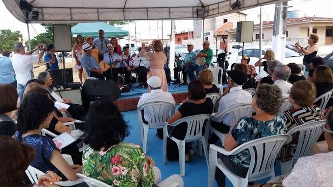Natal: Praça de Neópolis ganha espaço cultural em homenagem a Geraldo Evangelista, um dos grandes professores de história do país