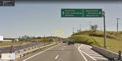 A SP-340 atende pelo nome de Rodovia Campinas-Mogi Mirim e, devido ao perímetro urbano de Campinas, possui velocidade limitada a 90 km/h até a praça de pedágio perto da divisa com o município de Jaguariúna.
