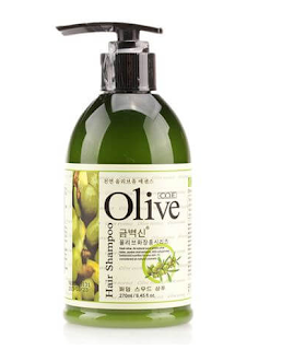 6. Olive Nutrient Herbal Shampoo