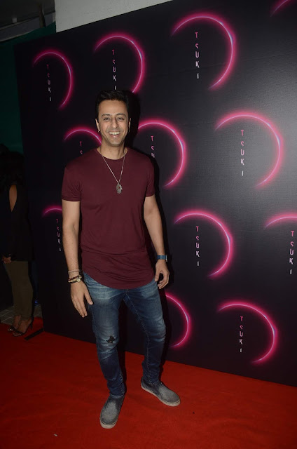 Singer, Salim Merchant at the launch of Tsuki
