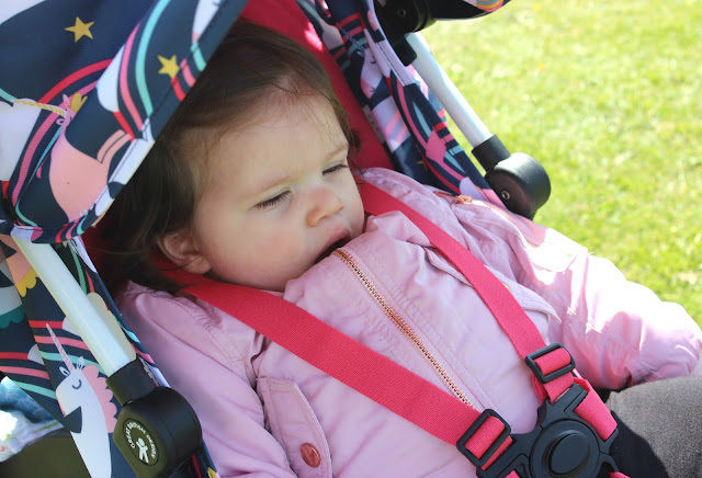 Cosatto Magic Unicorns Supa Stroller Review
