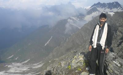 Shrikhand Mahadev pilgrimage begins in Himachal Pradesh