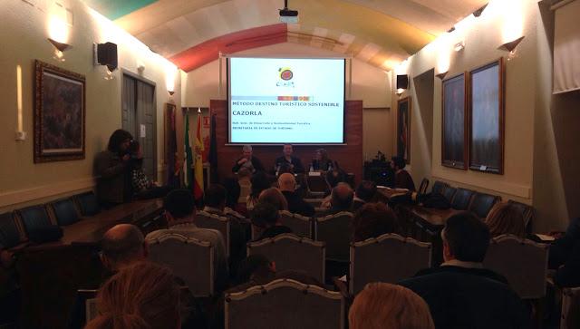 Presentación MDTS en Cazorla
