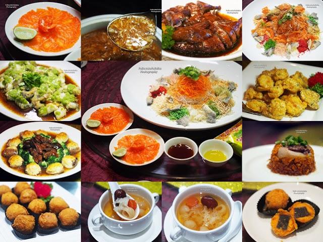 Chinese New Year Menu 2017  EASTIN HOTEL Kuala Lumpur