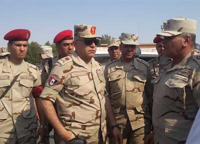 اللواء أركان حرب محمد رأفت الدش