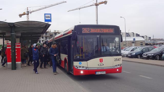 Zmiany w komunikacji miejskiej: 115, 156 i 164 - analiza - Czytaj więcej »