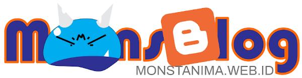 Bagaimana Cara Menghubungkan Domain Web Id Pada Blogspot Monstanima