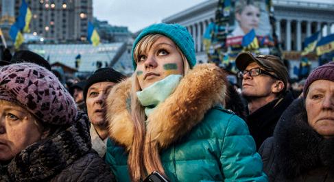 Expectativas, inmigrantes ucranianos en los Países Bajos