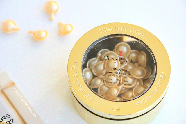 Elizabeth Arden Advanced Ceramide Capsules review