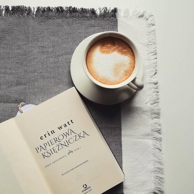 """""""Papierowa księżniczka"""" Erin Watt"""