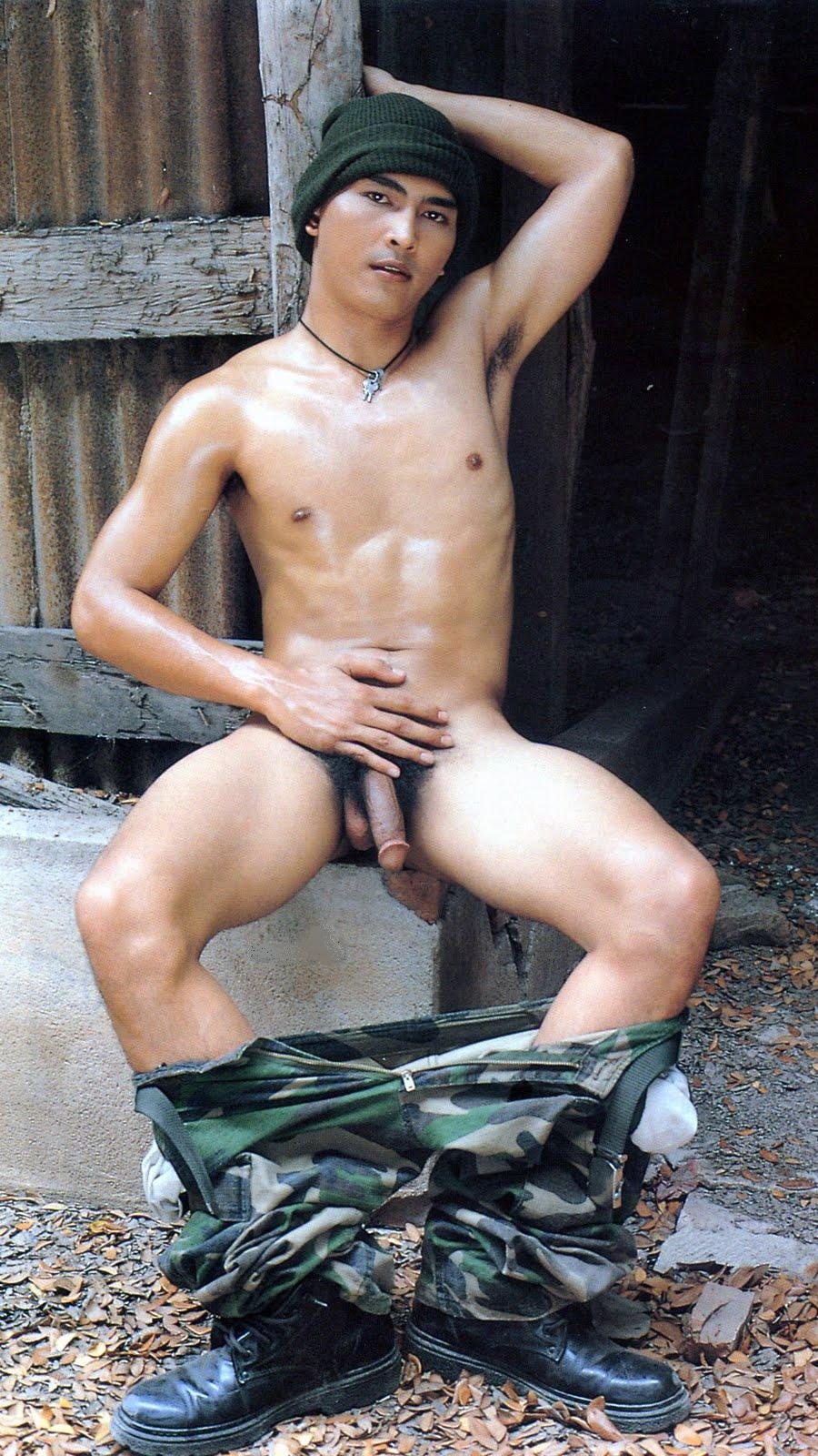 Nude male korean-7213