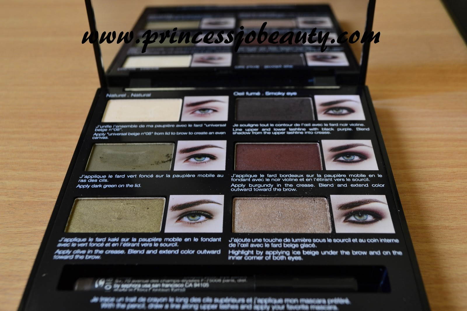 Pro Smoky Liner #24 by Sephora Collection #20