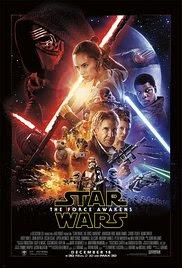 Star Wars vii poster