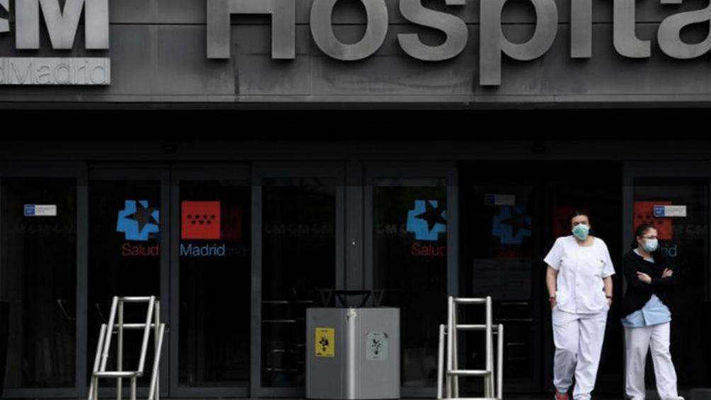 España registra 164 muertos por segundo día consecutivo y solo 394 contagios