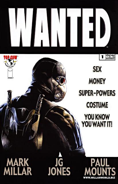Portada de Wanted